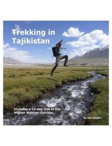 trekking tajikistan promo shot
